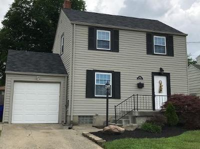 Hamilton Single Family Home For Sale: 809 Eaton Avenue