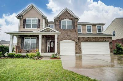 Mason OH Single Family Home For Sale: $519,000