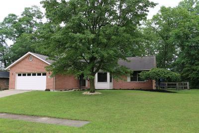 Hamilton Single Family Home For Sale: 126 S Gersam Avenue