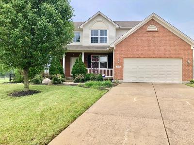 Fairfield Single Family Home For Sale: 2715 Zoellners Ridge