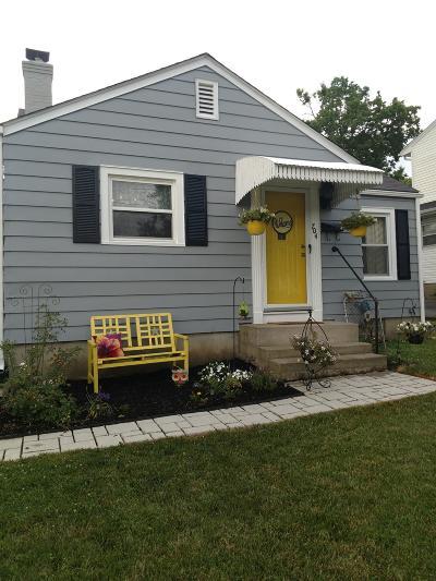 Hamilton Single Family Home For Sale: 704 Millville Avenue