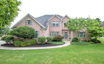 Monroe OH Single Family Home For Sale: $454,000