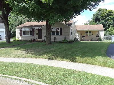 Highland County Single Family Home For Sale: 858 Lafayette Street