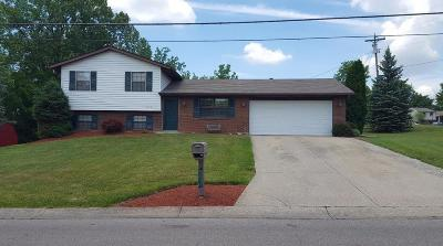 Liberty Twp Single Family Home For Sale: 4318 Moselle Drive