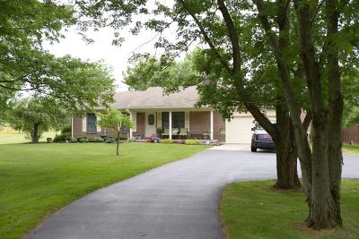 Butler County Single Family Home For Sale: 3147 Oxford Middletown Road