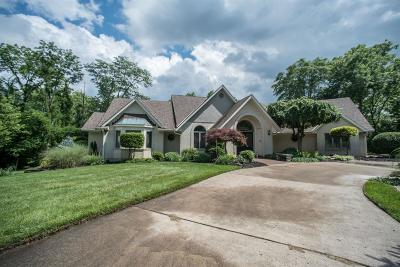 West Chester Single Family Home For Sale: 7286 Sweetwater Branch