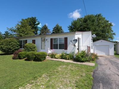 West Union OH Single Family Home For Sale: $67,900