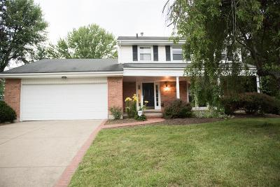 Oxford Single Family Home For Sale: 524 Maxine Drive