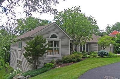 Blue Ash Single Family Home For Sale: 3752 Chimney Hill Drive