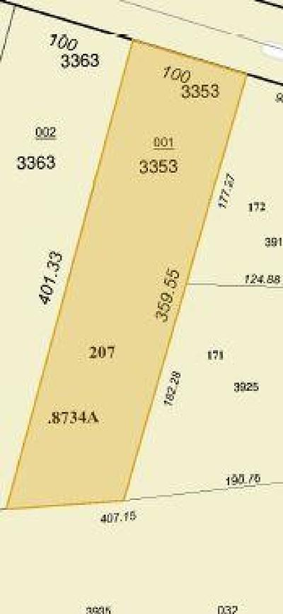 Ross Twp Residential Lots & Land For Sale: 3353 Robina Lane #RT207