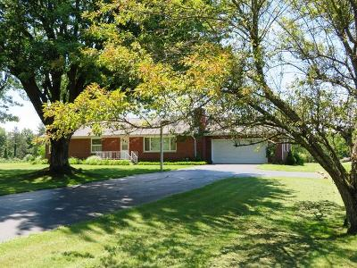 Liberty Twp Single Family Home For Sale: 8250 St Rt 124