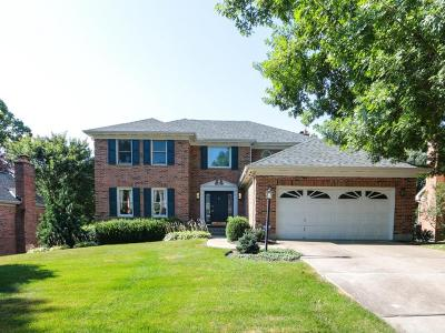 Sharonville Single Family Home For Sale: 12160 Village Woods Drive