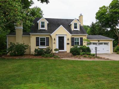 Hamilton County Single Family Home For Sale: 414 Western Avenue