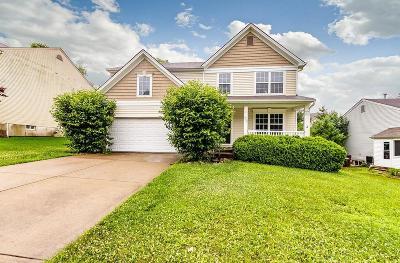 Lebanon Single Family Home For Sale: 923 Greengate Drive