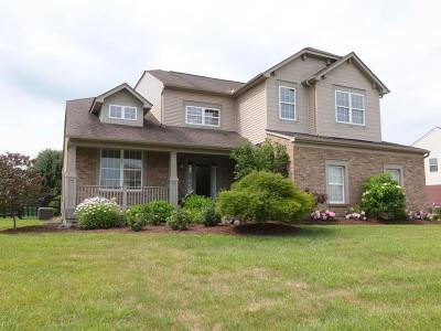 Liberty Twp Single Family Home For Sale: 5333 Canyon Ridge Drive