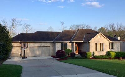 Lawrenceburg Single Family Home For Sale: 19893 Overlook Circle