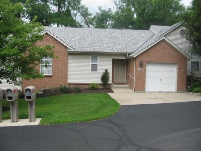 Green Twp Condo/Townhouse For Sale: 5759 Cheviot Road #H