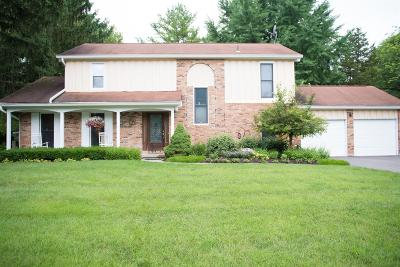 Oxford Single Family Home For Sale: 311 Erickson Drive