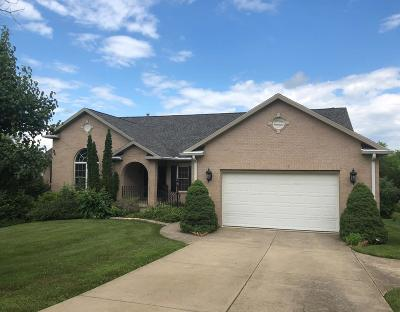 Oxford Single Family Home For Sale: 309 Miami Trail