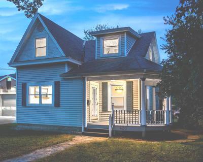 Delhi Twp Single Family Home For Sale: 426 Greenwell