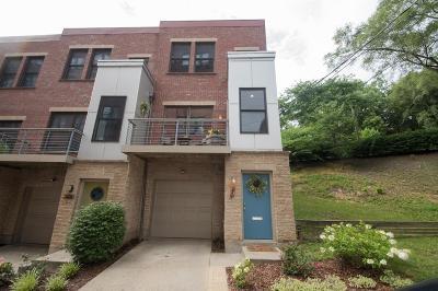 Cincinnati Condo/Townhouse For Sale: 518 Dandridge Street