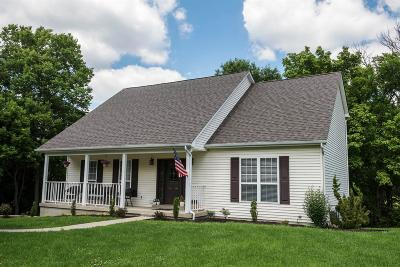 Hidden Valley Single Family Home For Sale: 1106 Hollyhedge