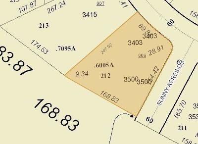 Ross Twp Residential Lots & Land For Sale: 3403 Robina Lane #RT212
