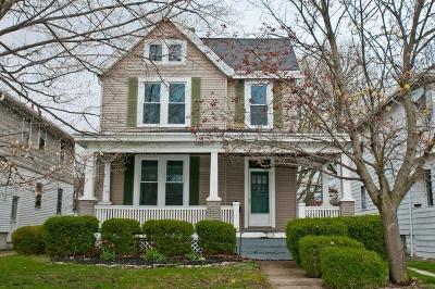 Norwood Single Family Home For Sale: 4511 Ashland Avenue