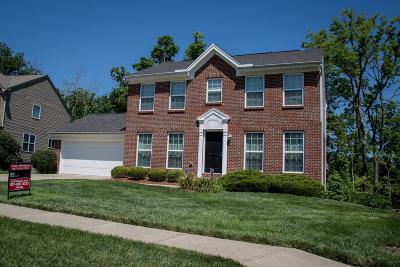 Hamilton Single Family Home For Sale: 5655 Beechtree Lane