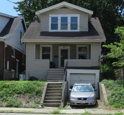 Norwood Single Family Home For Sale: 1739 Sherman Avenue