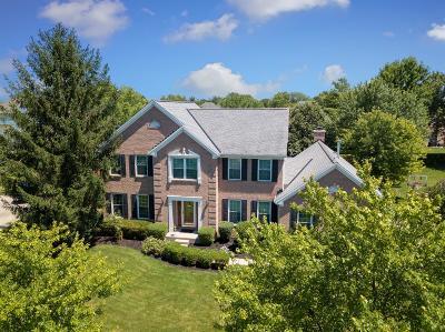Mason Single Family Home For Sale: 6720 Man O War Lane