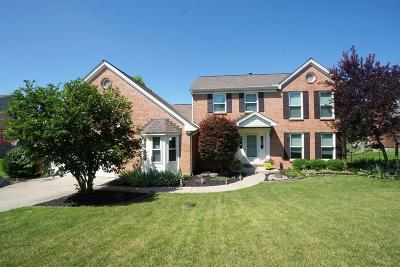 West Chester Single Family Home For Sale: 9531 Brownstone Court
