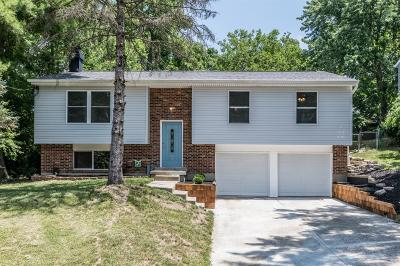 Cincinnati Single Family Home For Sale: 2178 Trailwood Drive