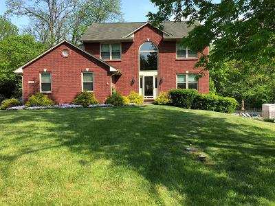 Colerain Twp Single Family Home For Sale: 8660 Indianwoods Drive