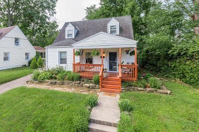 Cincinnati Single Family Home For Sale: 6715 Whitehall Avenue