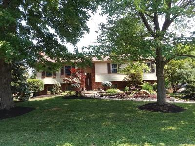 West Chester Single Family Home For Sale: 7764 Brookdale Drive