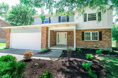 Fairfield Single Family Home For Sale: 3368 Cherry Hill Drive