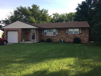 Delhi Twp Single Family Home For Sale: 4477 Glenhaven Road