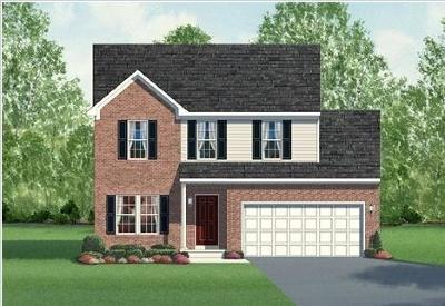 Crosby Twp Single Family Home For Sale: 7163 Fort Scott Boulevard
