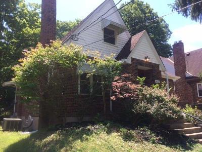 Hamilton County Single Family Home For Sale: 6520 Meis Avenue