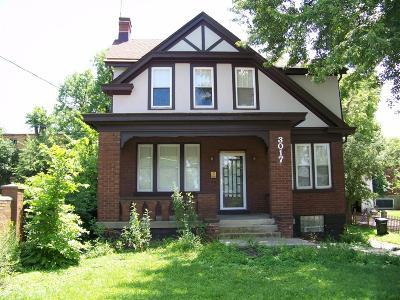 Cincinnati Single Family Home For Sale: 3017 Montana Avenue