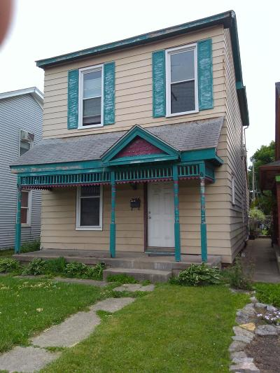 Hamilton Single Family Home For Sale: 334 N Fifth Street