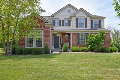 Lebanon Single Family Home For Sale: 1267 Fox Hollow Drive