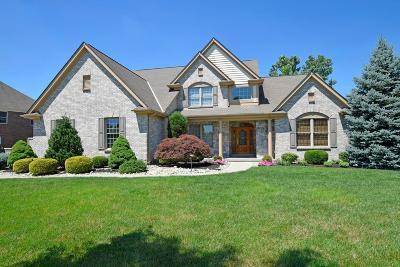 Mason Single Family Home For Sale: 6456 Shady Oak Lane