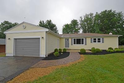 Hamilton Single Family Home For Sale: 899 E Us 22 & 3