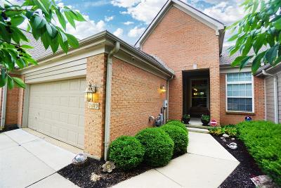 West Chester OH Condo/Townhouse Sale Pending: $289,900