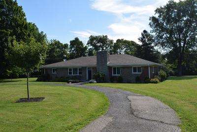Liberty Twp Single Family Home For Sale: 5660 Yankee Road