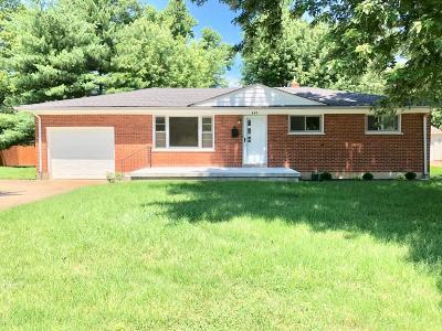 Fairfield Single Family Home For Sale: 844 Hicks Boulevard