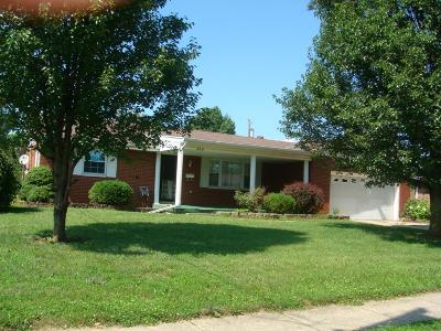Fairfield OH Single Family Home For Sale: $149,500