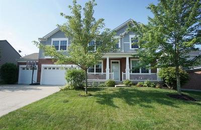 Liberty Twp Single Family Home For Sale: 6034 Bluffs Drive